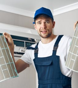 man-repair-cleaning-air-conditioner-worker-home_163305-4735